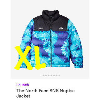 THE NORTH FACE - The North Face SNS Nuptse Jacket