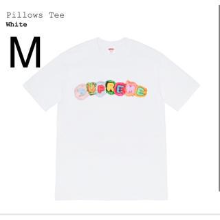 Supreme - supreme  2019FW pillows tee Mサイズ ホワイト