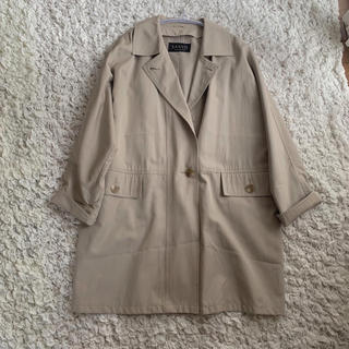 トレンチコート シャツジャケット