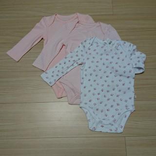 babyGAP - 新品 babyGap 長袖ロンパース