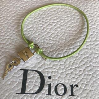 Christian Dior - ディオール  南京錠  ブレスレット