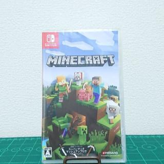 Nintendo Switch - 【新品未開封】マインクラフト マイクラ switch