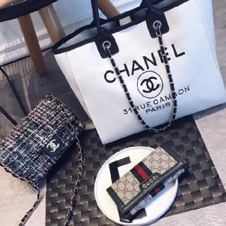 CHANEL - 手提げ袋,ショルダーバッグ,財布