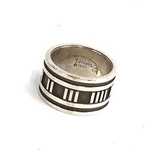 ティファニー(Tiffany & Co.)の❤️セール❤️ Tiffany&Co ティファニー 指輪 アトラスリング 925(リング(指輪))