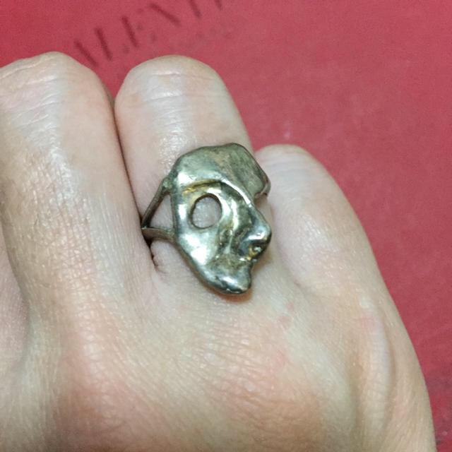 シルバー、ワンフェス??リング レディースのアクセサリー(リング(指輪))の商品写真