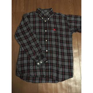 BURBERRY - チェックシャツ