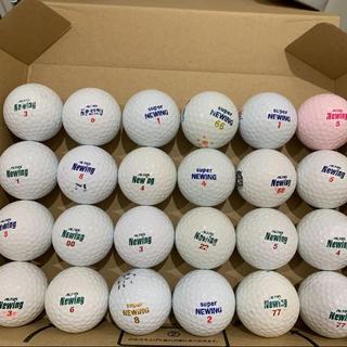 ダンロップ(DUNLOP)のゴルフボール ロストボール BRIDGESTONE 24球 324(その他)