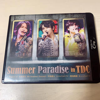 Sexy Zone - Summer Paradise in TDC【Blu-ray】