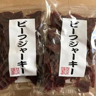 宮城県 カネタ ビーフジャーキー♥️2袋