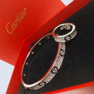 Cartier - ブレスレット&リングset❤Cartier好きに❤ラブブレス好きに❤