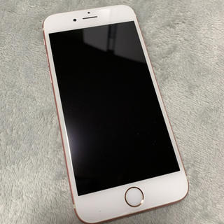 iPhone - iPhone 6s Rose Gold 128 GB SIMフリー