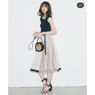 Apuweiser-riche - ★アプワイザーリッシェ★ 2wayアシメレーススカート