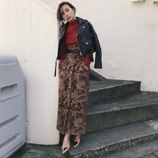 Ameri VINTAGE - アメリヴィンテージ PAISLEY RUG Skirt