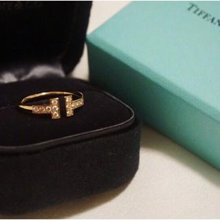Tiffany & Co. - ファニー(正規品) T字リング