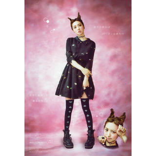 MILK BLACK CAT Dress