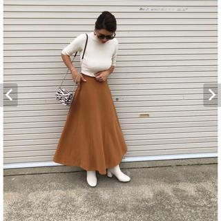 ZARA - fancy  フレアスカート
