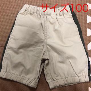 コムサイズム(COMME CA ISM)のコムサ ハーフパンツ 男の子 サイズ100(パンツ/スパッツ)
