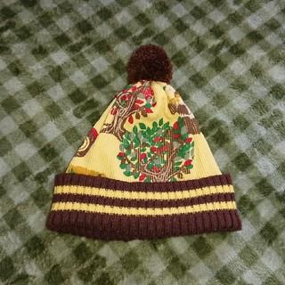 スーパーブーホームズ(SUPER BOO HOMES)のブーホームズ 帽子 ニット(帽子)