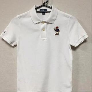 ポロラルフローレン(POLO RALPH LAUREN)のラルフローレン ポロベア ポロシャツ 130(Tシャツ/カットソー)