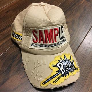 SMAP - SMAP SAMPLE TOUR キャップ