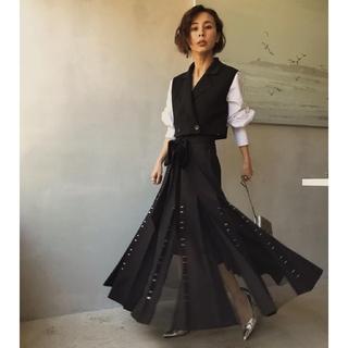 Ameri VINTAGE - 新品タグ付 アメリヴィンテージ ミニジャケットドッキングシャツ