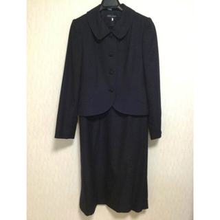 SOIR - 【合格多数☆】CREA クレア 受験スーツ サイズ9 濃紺