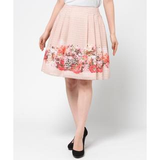 TOCCA - TOCCA ♡ BOUQETスカート