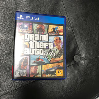 PlayStation4 - Grand Theft Auto V PS4版