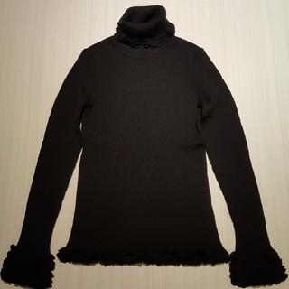 ランバン(LANVIN)のLANVIN ハイネック セーター(ニット/セーター)
