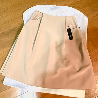 フォクシー(FOXEY)のフォクシー スカート 42(ひざ丈スカート)