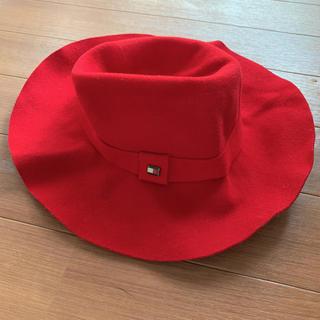 トミーヒルフィガー(TOMMY HILFIGER)のTOMMY HILFIGER 帽子(ハット)