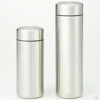 MUJI (無印良品) - ステンレス保温保冷マグ 500ml&350ml 2本セット 無印良品 即日発送