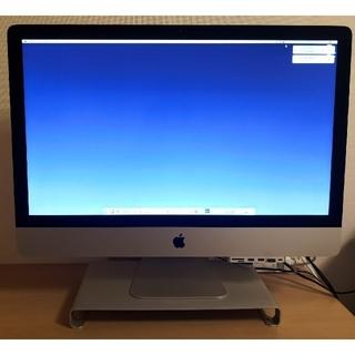 マック(Mac (Apple))のiMac 2019 27inch Retina 5K(デスクトップ型PC)