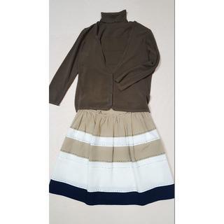 フィロソフィーアルベルタフェレッティー(PHILOSOPHY DI ALBERTA FERRETTI)の6.5万 フィロソフィ アルベルタフェレティ スカート(ひざ丈スカート)