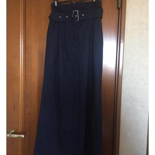 ミラオーウェン(Mila Owen)のロングスカート(ロングスカート)