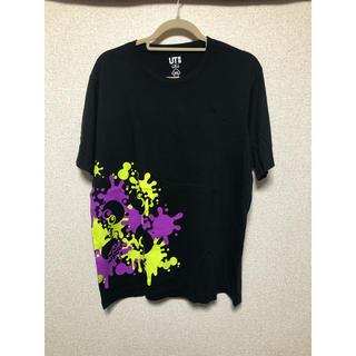 ユニクロ スプラトゥーンtシャツ(Tシャツ/カットソー(半袖/袖なし))