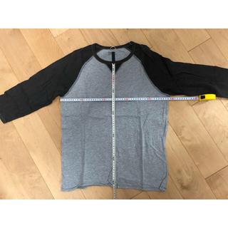 ギャップ(GAP)のⓂ️GAP ラグラン Tee 2枚セット(Tシャツ/カットソー(七分/長袖))