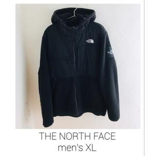 THE NORTH FACE - 人気!! ノースフェイス デナリフーディー メンズ XL ブラック ボックスロゴ
