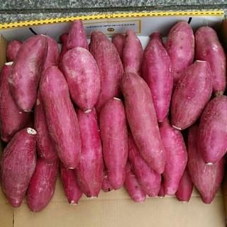 宮崎紅さつまいも少し小さめ約30~35本(2kg)丸、長、混合