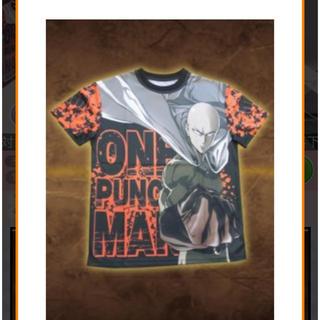 バンダイ(BANDAI)のワンパンマン 限定Tシャツ(Tシャツ/カットソー(半袖/袖なし))