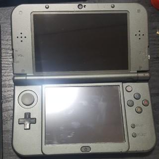 ニンテンドー3DS(ニンテンドー3DS)のNewニンテンドー3DS LL ブラック(携帯用ゲーム機本体)