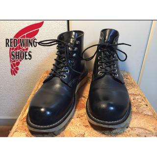 レッドウィング(REDWING)の187)REDWING レッドウィング 8165 US6.5  約24.5cm (ブーツ)