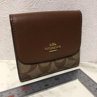 COACH - 美品 コーチ 折り財布