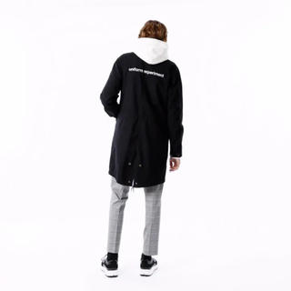 ユニフォームエクスペリメント(uniform experiment)の【極美品】uniform experiment standcollarcoat(ミリタリージャケット)