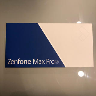 ASUS - ASUS ZenFone Max Pro (M1) SIMフリー