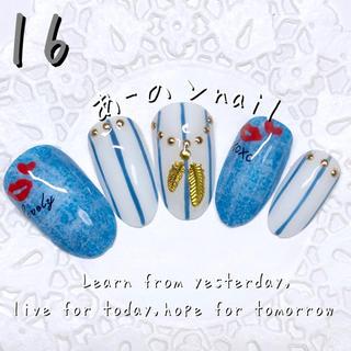 送料&カラー変更1色無料«16»ジェルネイルチップ♡*゜(つけ爪/ネイルチップ)