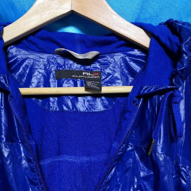 Ralph Lauren(ラルフローレン)のRLXパーカーS美品 レディースのトップス(パーカー)の商品写真