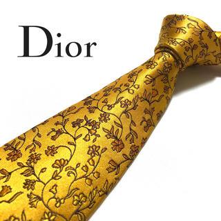 ディオール(Dior)の【美品】Dior ネクタイ イタリア製 パターン柄(ネクタイ)