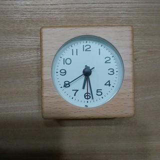 MUJI (無印良品) - 無印置き時計