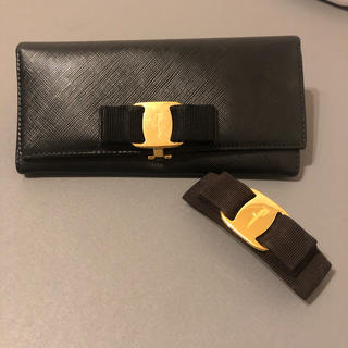 サルヴァトーレフェラガモ(Salvatore Ferragamo)のフェラガモ 長財布(財布)